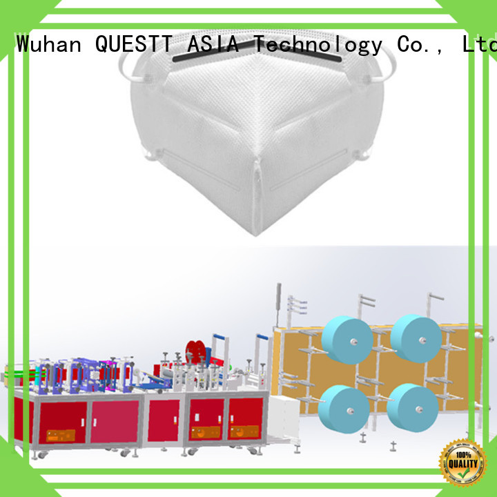 QUESTT industrial automation system factory long-term work in a hazardous environment