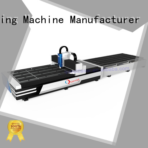 high frequency fiber laser metal cutting machine price company for remove the surface material