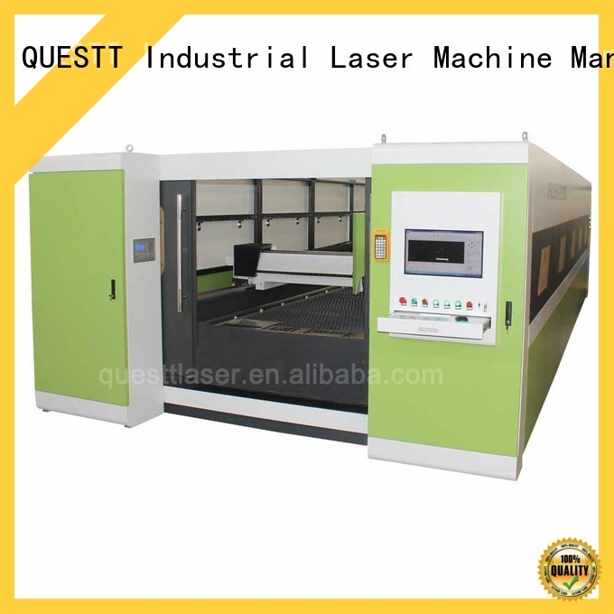 high frequency laser metal cutting machine price manufacturer for metal materials