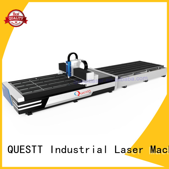 QUESTT laser metal cutting machine price Customized for Metal sheet