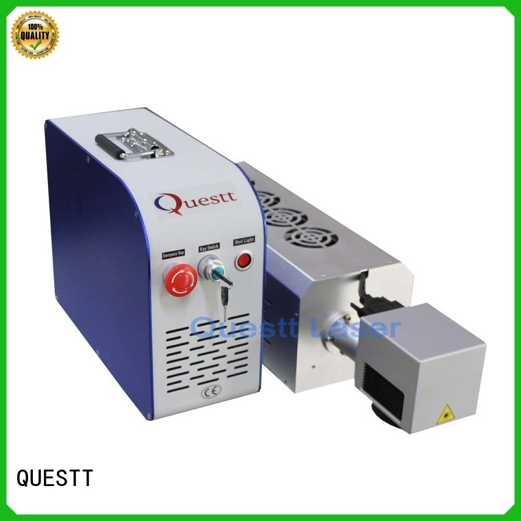 QUESTT co2 laser engraving machine Supply for laser marking industry