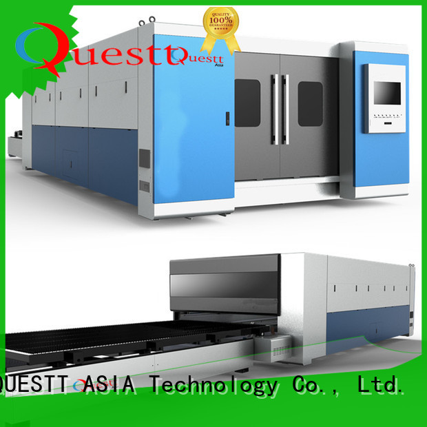 QUESTT co2 laser steel cutting for business for laser cutting