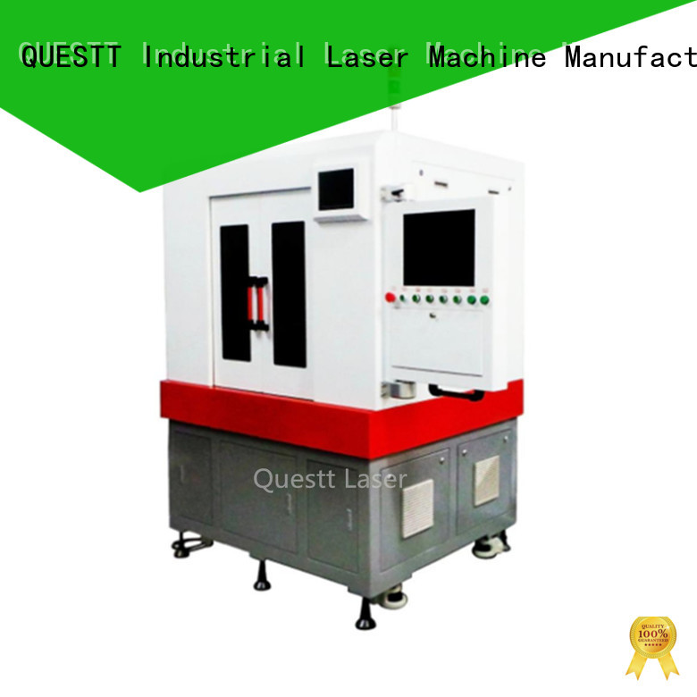 QUESTT metal laser cutting machine price for Metal sheet