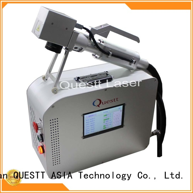 QUESTT lazer rust removal price for medical