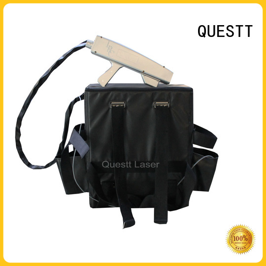 QUESTT high efficiency laser machine in China for laser industry