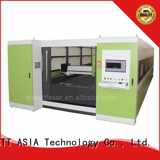 QUESTT metal laser cutting machine for industry