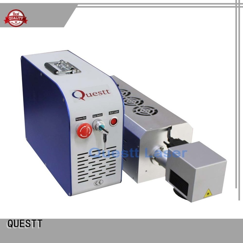 humanized operation co2 laser marking machine manufacturer in china manufacturer for anti-counterfeiting of products