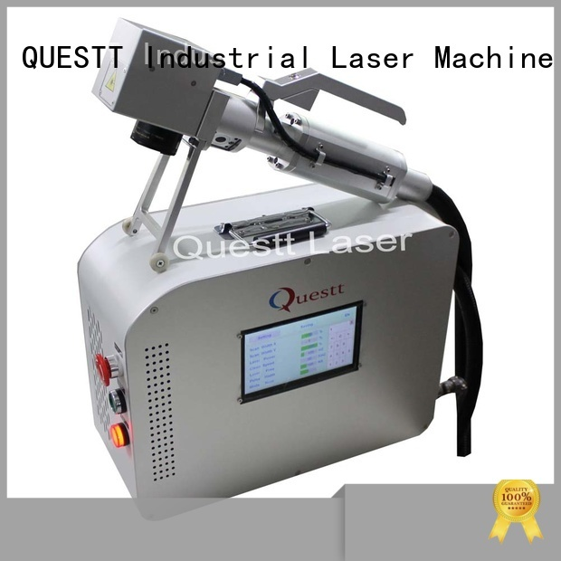 QUESTT Portable laser cleaner company for Automobile Restoration