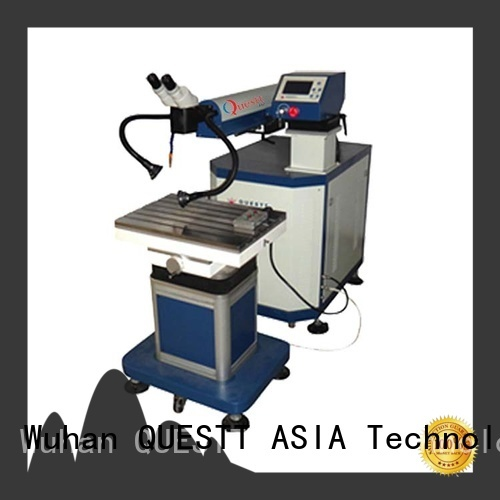QUESTT laser welding manufacturers Chinese producer for the mould industry