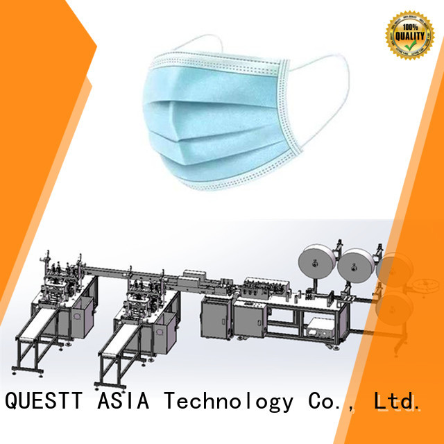 QUESTT High-quality best industrial automation equipment custom Improving labor conditions