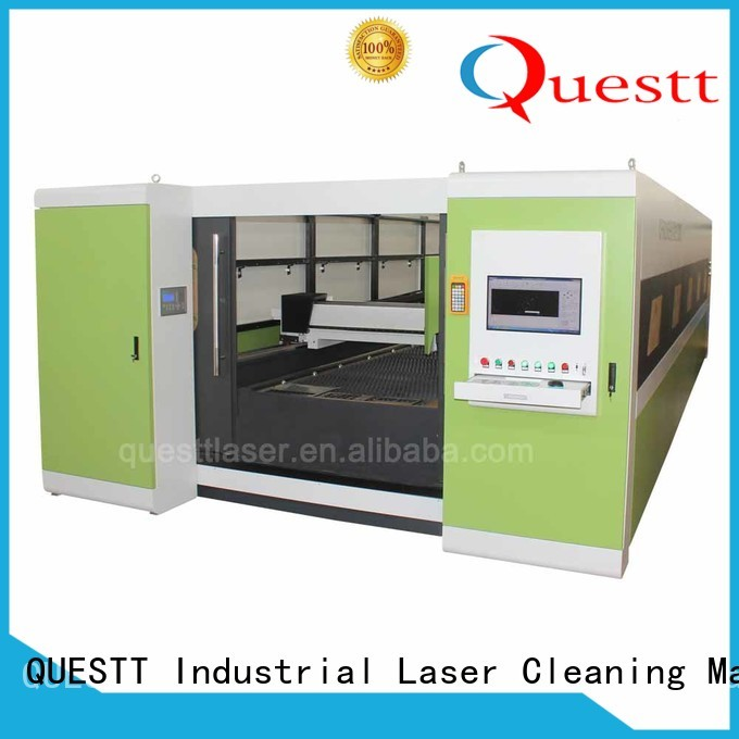 QUESTT laser cut stainless steel plate for business for Metal sheet