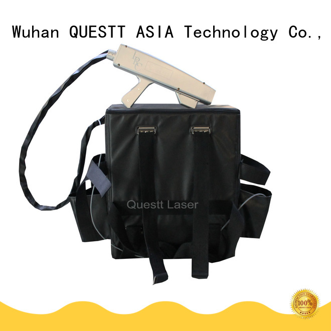 QUESTT Best industrial laser machine factory for laser machining