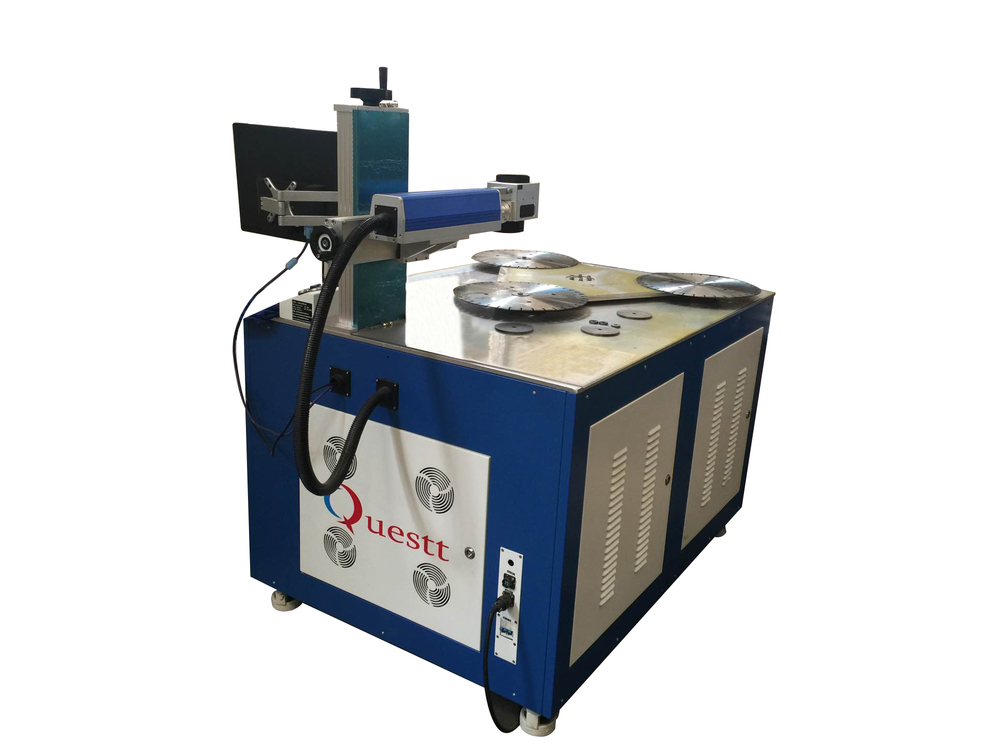 Fiber Laser marking Machine for all kinds of metal materials