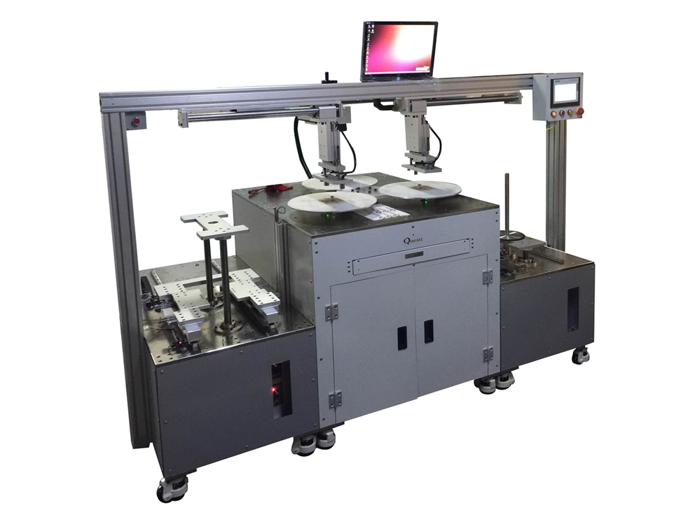 Questt Fiber Laser Marking Machine for Production line